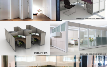 Removable Partitions